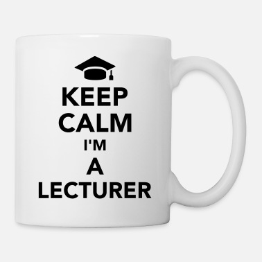 Lecture Lecturer - Coffee/Tea Mug