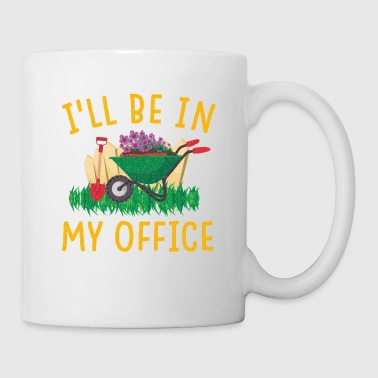 Blume Garden Gerdening Work Office Love Plants - Coffee/Tea Mug