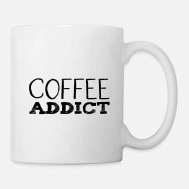 Coffe Coffe Addict funny gift idea - Mug