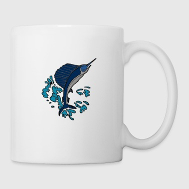 Saltwater Swordfish - Coffee/Tea Mug