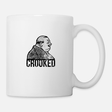 Crook Crooked - Mug