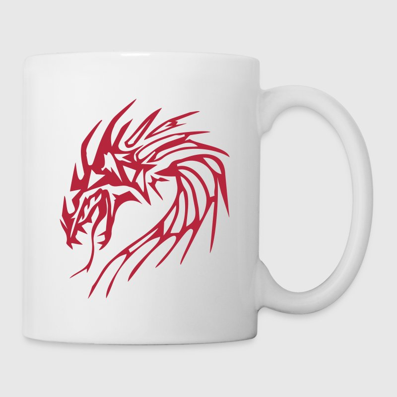 Dragon Celtic Art - Coffee/Tea Mug