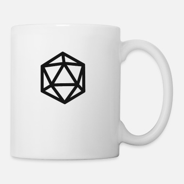 Dice RPG magic dice RPG magic dice - Mug