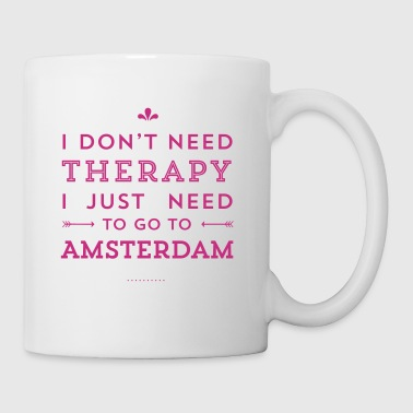 Amsterdam - Coffee/Tea Mug