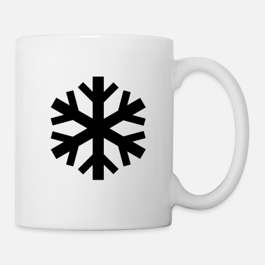 Snowflake Snowflake - Coffee/Tea Mug