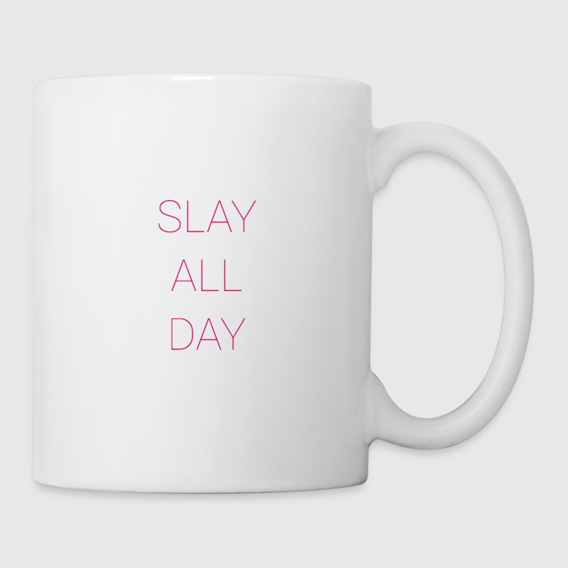 Slay All Day - Coffee/Tea Mug