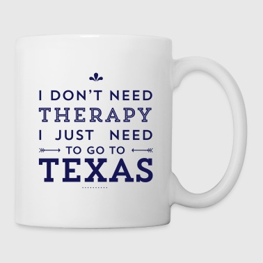 Texas - Coffee/Tea Mug