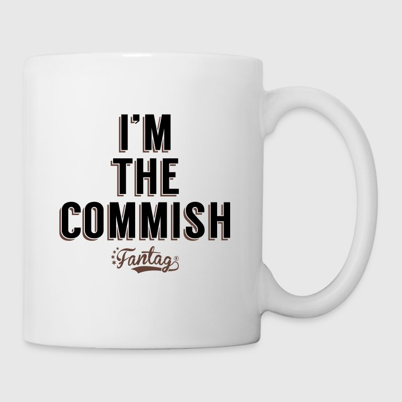 I'm the Commish: Coffee Mug - Coffee/Tea Mug