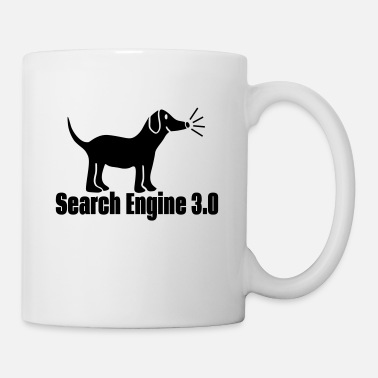 Dog Search Engine Dog - Coffee/Tea Mug