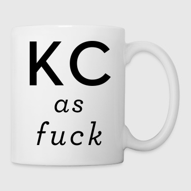 Kansas City As Fuck KCAF - Coffee/Tea Mug