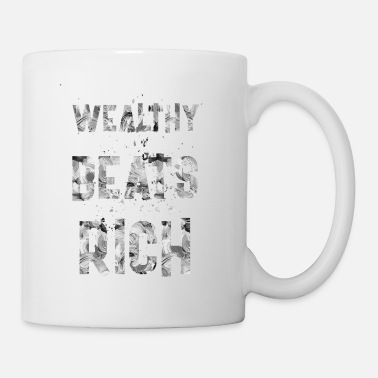 Wealthy Wealthy beats rich - Coffee/Tea Mug