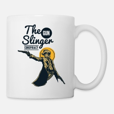 Gun The Gun Slinger - Coffee/Tea Mug