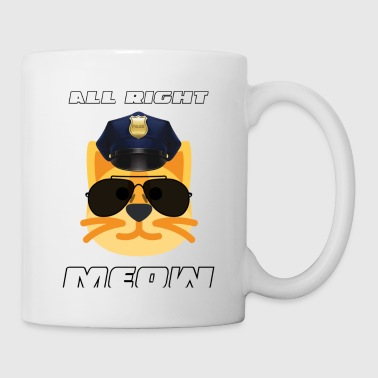All Right All Right Meow - Coffee/Tea Mug