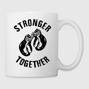 stronger together - Coffee/Tea Mug