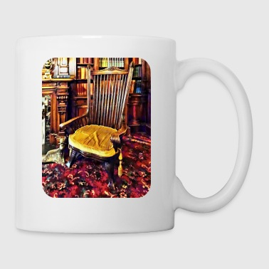 Victorian Library - Coffee/Tea Mug