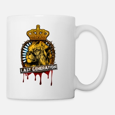 Courageous Lion - Mug