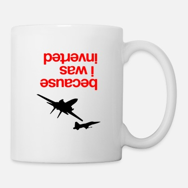Because I Was Inverted merch - Mug