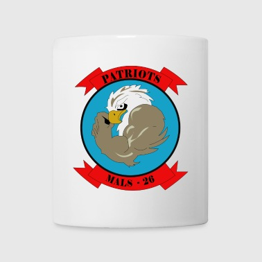 - Marine Aviation Logistics Squadron 26 - Coffee/Tea Mug