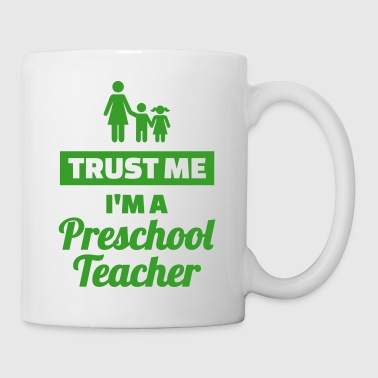 Preschool teacher - Coffee/Tea Mug