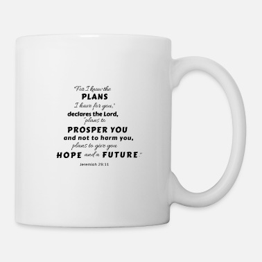 Before I formed you in the womb I knew a you - Mug