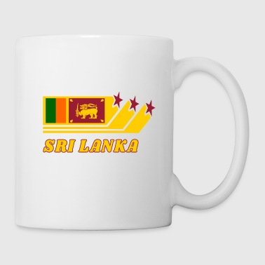 Sri Lanka - Coffee/Tea Mug