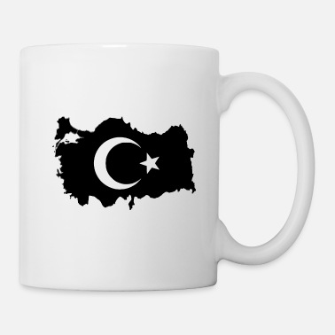 Türkiye Turkey Land Design - Mug