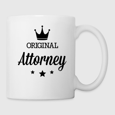 Original attorney - Coffee/Tea Mug