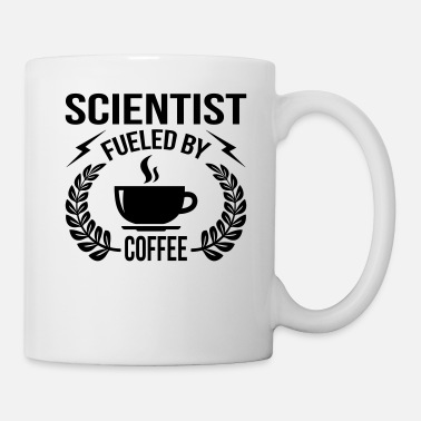 Labouratory Scientist Fueled By Coffee - Mug