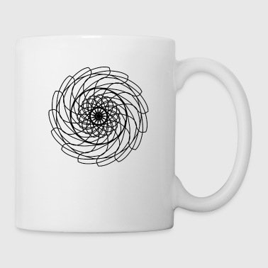 Abstract Sawblade - Coffee/Tea Mug