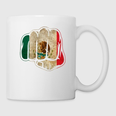 Mexico Fist - Coffee/Tea Mug