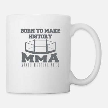 Boxing Ring MMA Boxing Ring - Mug