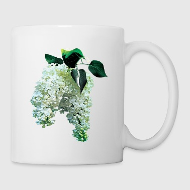 White Lilacs - Coffee/Tea Mug