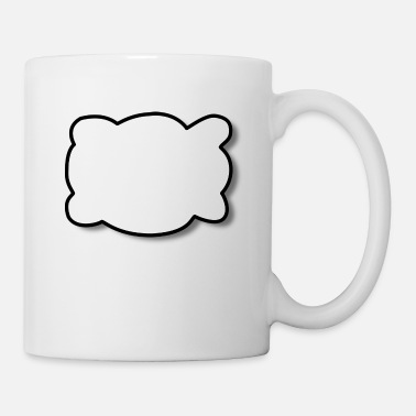Speech Balloon Speech Balloon - Mug