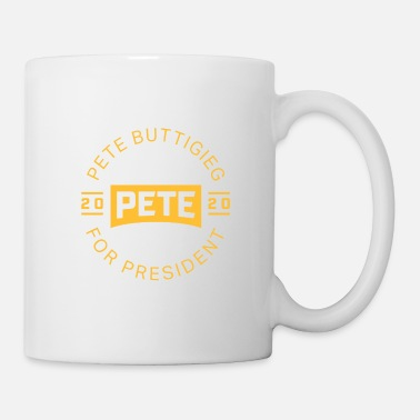 Pete Pete Buttigieg For 2020 - Mug