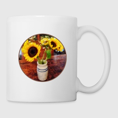 Vase of Sunflowers - Coffee/Tea Mug
