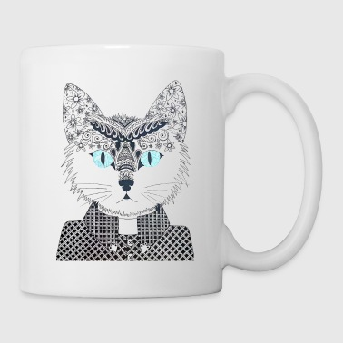 Plain Cat - Coffee/Tea Mug