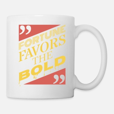Bold The bold - Coffee/Tea Mug