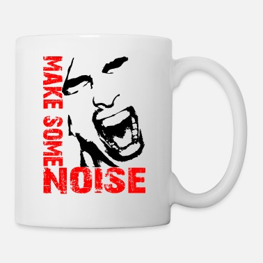 Noise Make some noise / Noise - Mug