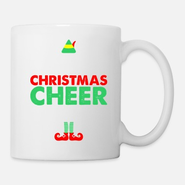 Snowflake The Best Way To Spread Christmas Cheer - Mug