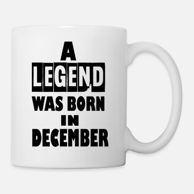 December december - Coffee/Tea Mug
