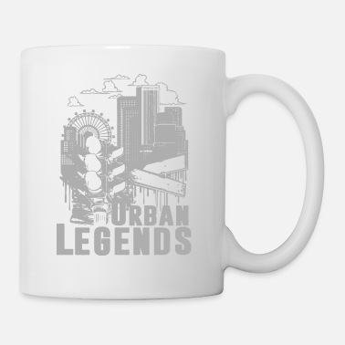 Urban Urban Legends - Mug