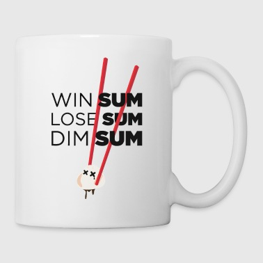 Win Some Lose Some Dim Sum - Coffee/Tea Mug