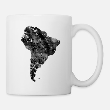 South America South America map - Coffee/Tea Mug