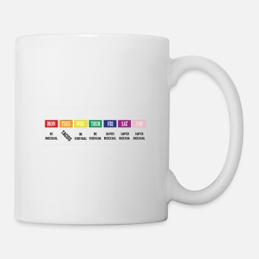 The Bisexual Agenda - Mug