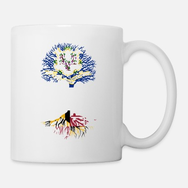 Living in Connecticut With Maryland Roots - Mug