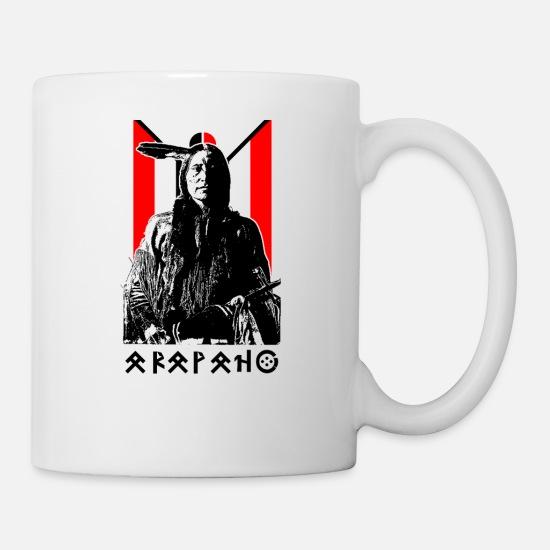 Arapaho Flag mug Northern Arapaho Tribe