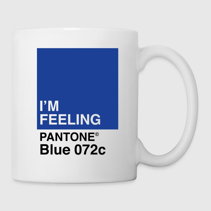 PMS Blue - Coffee/Tea Mug
