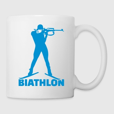 Biathlon - Coffee/Tea Mug