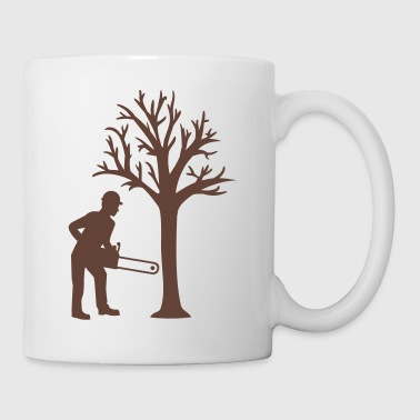 Lumberjack - Coffee/Tea Mug