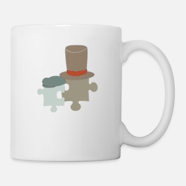 Reminder This reminds me of a puzzle - Mug